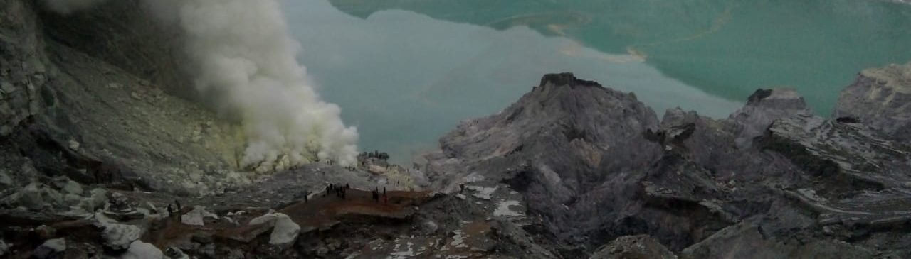 Tours to visit Bromo Ijen